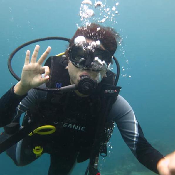 Triple Boat Dive + lunch